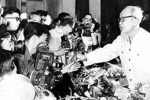 Học và làm theo chỉ dẫn của nhà báo Hồ Chí Minh