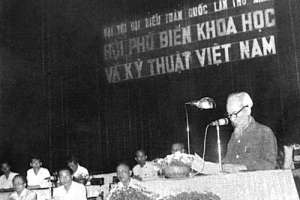 Tư tưởng Hồ Chí Minh về khoa học và kỹ thuật